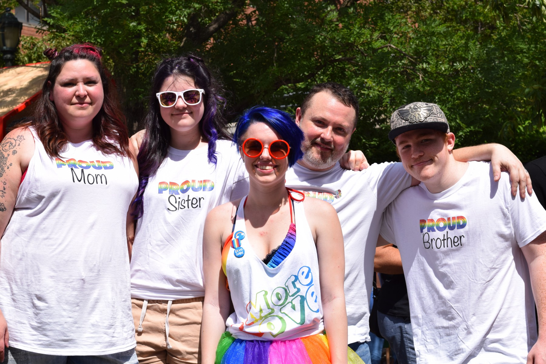 National Student Leadership Diversity Convention Pride