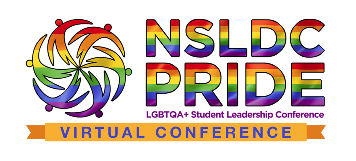NSLDC PRIDE Virtual Conference Logo